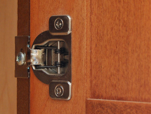 door hinge photograph hidden cabinet door hinge