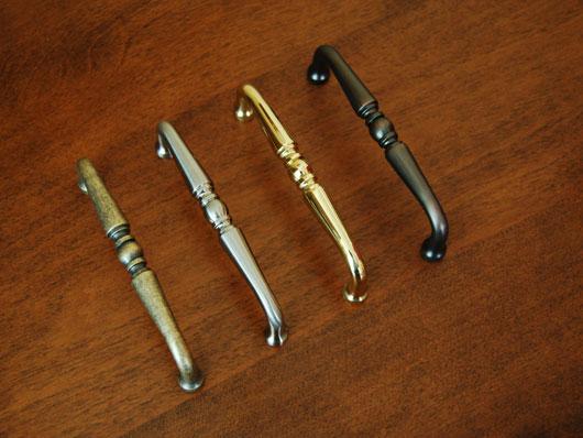metal drawer pulls